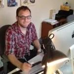 Markzware Q2ID CS6 User, Ian Tucker, Dark Horse Comics