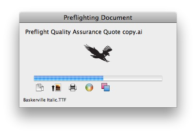 Using Markzware FlightCheck to Batch Preflight Illustrator CC 2018 and Check Print Quality of Ai Documents