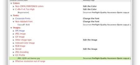 Package Adobe Illustrator with Markzware FlightCheck