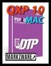 Markzware PDF2DTP QXP10 Mac Boxshot