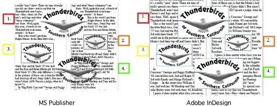 Markzware Pub2ID Text Wrap