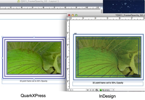 Using a Plugin from the Markzware Q2ID Bundle to Convert QuarkXPress 2017 Details to InDesign Mac/Win: