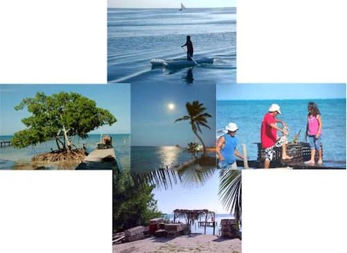 Caye Caulker, Belize Panorama of Markzware Adventures