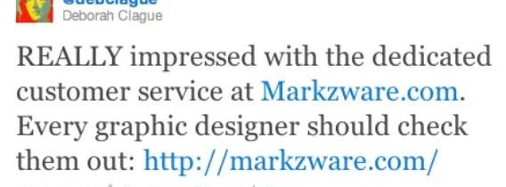 Graphic Designer http://markzware.com