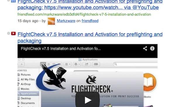 Social Mention of Markzware FlightCheck