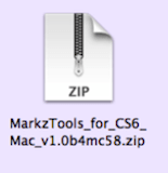 Markzware MarkzTools for InDesign CS6 ZIP File