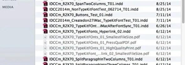 Open InDesign CC Bestanden in CS6, CS5 Lower Uitvoeringen met Markzware MarkzTools