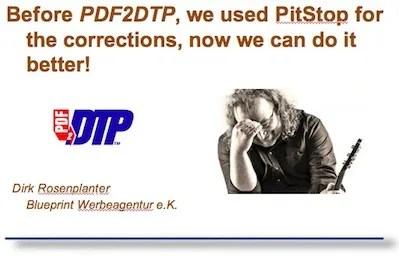 PDF2DTP vs PitStop