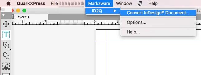 InDesign to iOS App: Konvertieren von InDesign zu QuarkXPress über ...