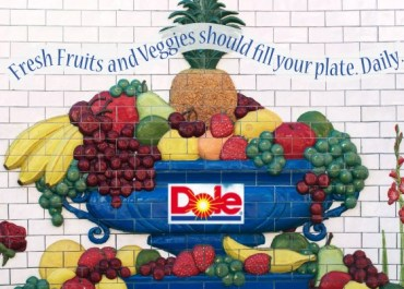 Food Bloggers visit Dole corporate headquarters to learn about brand.