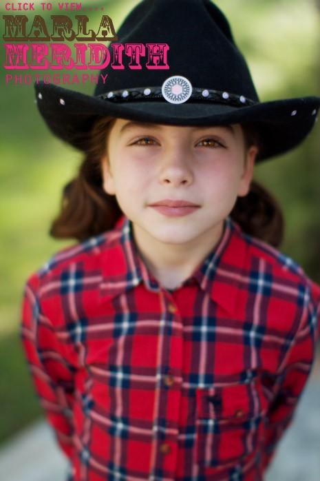 Marla Meridith Photography website