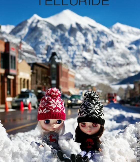 Blythe Dolls in Telluride, Colorado   MarlaMeridith.com