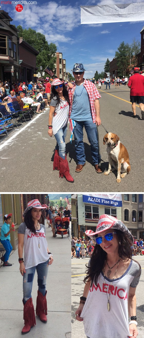 July 4th, Telluride Style! MarlaMeridith.com ( @marlameridith )