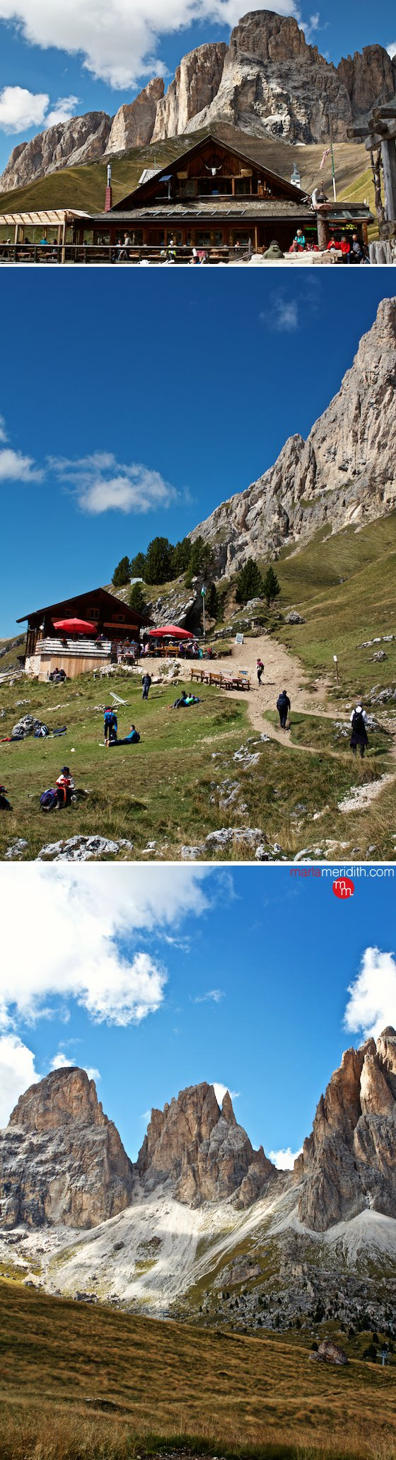 Hiking in the Dolomites #Italy | MarlaMeridith.com ( @marlameridith ) #travel #hiking