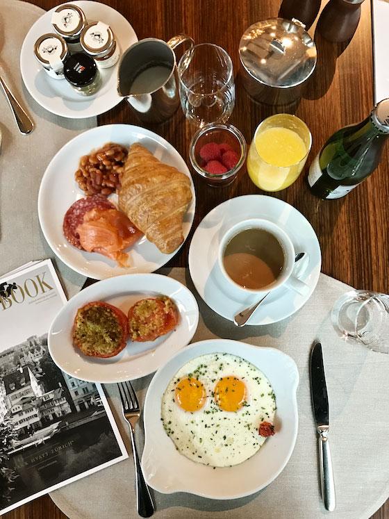 Breakfast at Parkhuss, Park Hyatt #Zurich | MarlaMeiridth.com