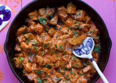 Patatas Bravas recipe video, this is so delicious! MarlaMeridith.com