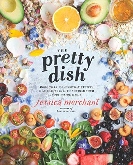 Cookbook Holiday Gift Guide! Pretty Dish by Jessica Merchant featured on MarlaMeridith.com
