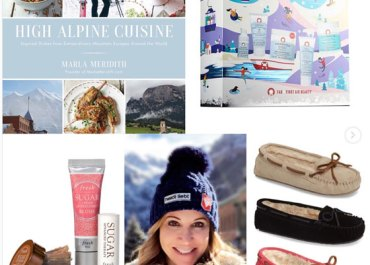 Winter Love Instagram Holiday Giveaway!