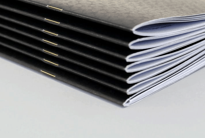 Booklets (saddle-stitched)