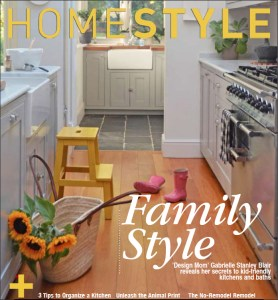 Homestyle Magazine - Put a Flower On It