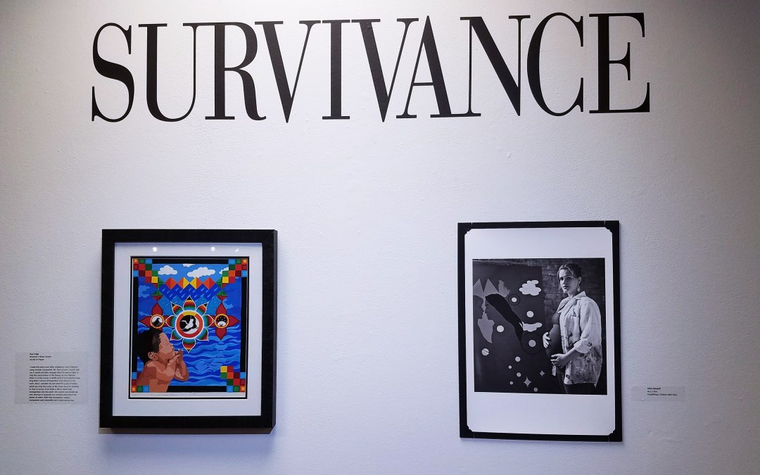 Non-stereotypical Native Americans | Two Rivers' Survivance Exhibition