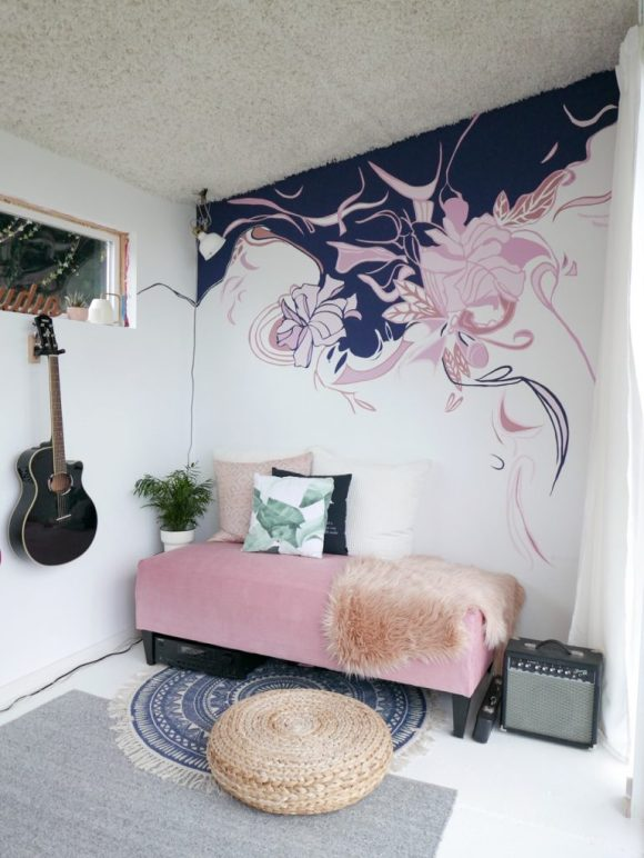 mural for Katherine Penfold