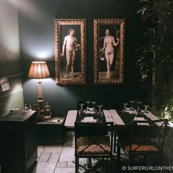 Adam and Eve room