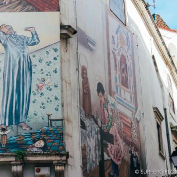 Visitar Street Art Leiria