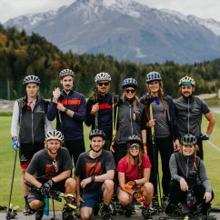 Nordic Team Tirol by Charly Schwarz