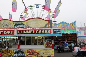 Classic carnival treats.