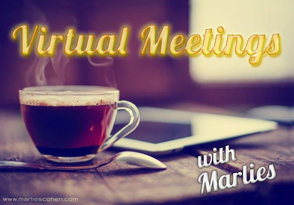 Virtual Meetings with Marlies
