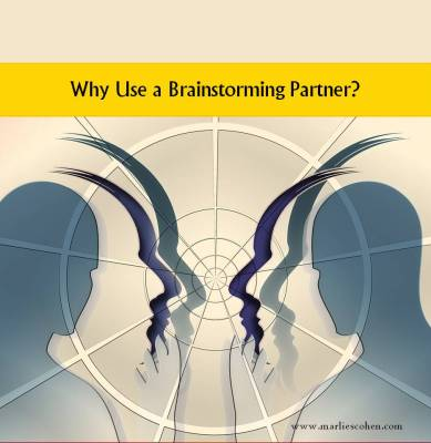 Why Use a Brainstorming Partner?