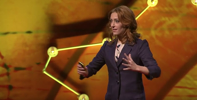 Ted Talk - Kelly McGonigal