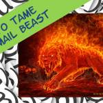 How To Tame The Email Time Beast