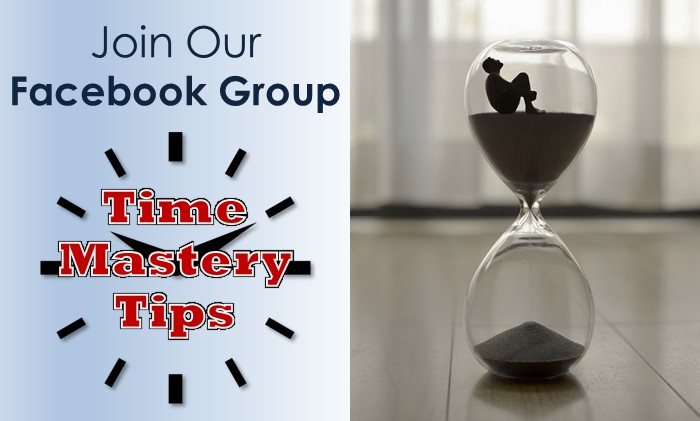 time mastery tips fb group