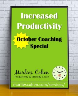 October Coaching Special
