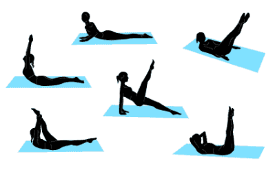 Pilates principes 5 en 6