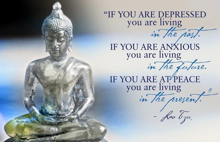 Mindfulness niet spiritueel?