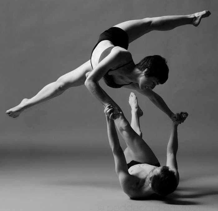 Dansen met het leven