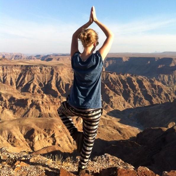 groepsles Dru yoga