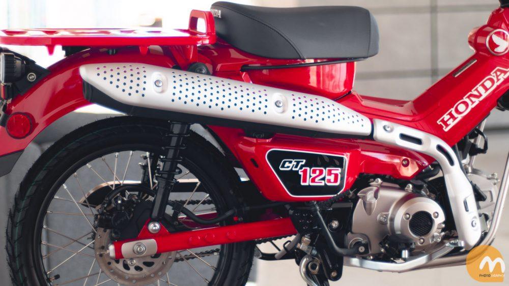 Lebih Dekat Dengan Honda CT125.