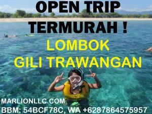paket-tour-lombok-gili-trawangan-murah