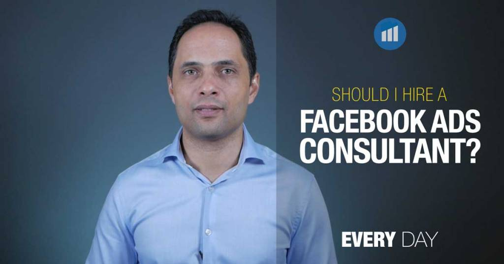 Should I hire a facebook ads consultant?