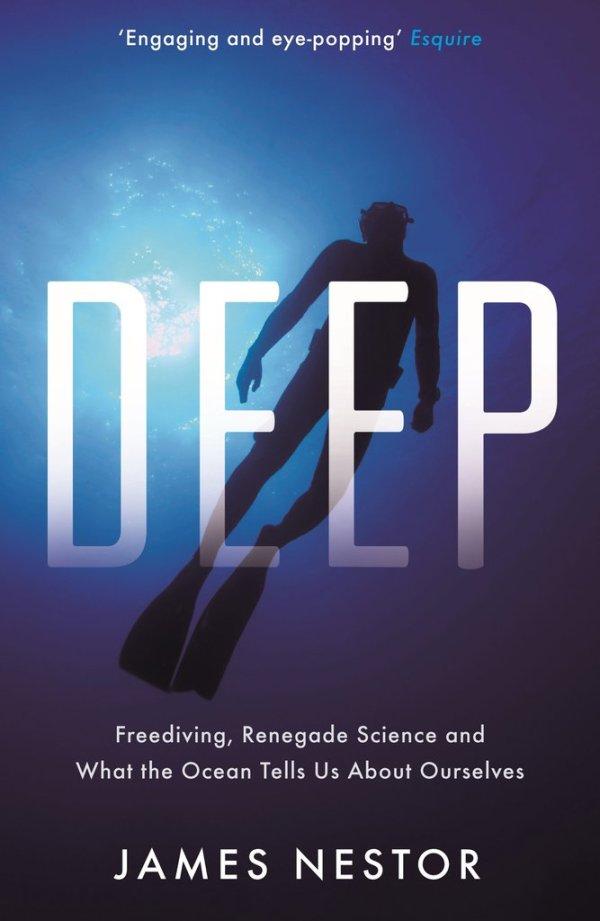 Deep James Nestor Cover