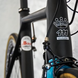 Carbon Fibre Open Mould 54cm Medium Road Bike Campagnolo Athena EPS 11 Speed