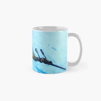 Coffee Classic Mug Weedy Seadragon Print