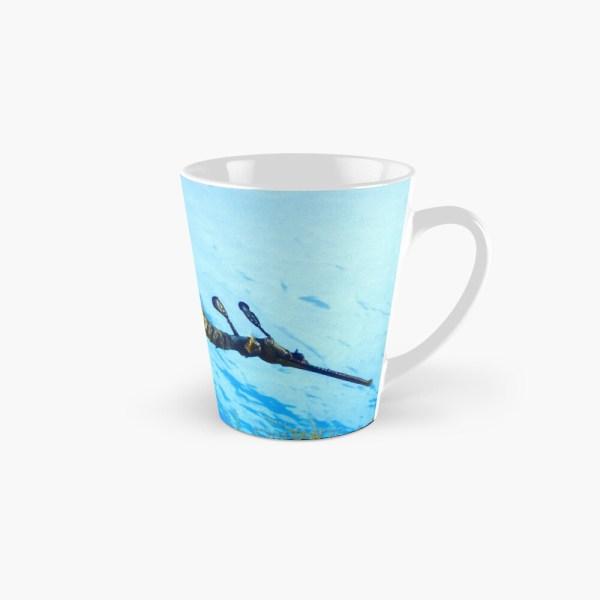 Tall Mug Weedy Seadragon Print