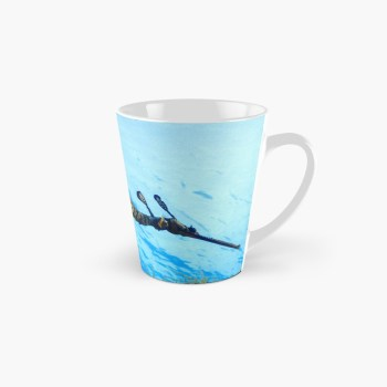 Tall Mug Weedy Seadragon Print