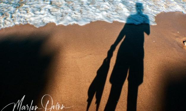 The Joy of Nothingness: A Murky Coast Swim