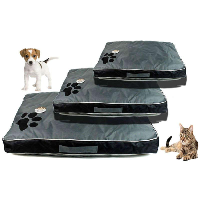 Cane Cuscino Letto per Cane di Grandi Dimensioni Panno di Oxford Cucciolo Impermeabile E Traspirante Casa Del Cane Pad Pet Nido Divano Coperta Zerbino per animali